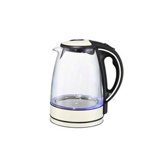 Vestel V-Brunch 2000 Glass Krem Kettle
