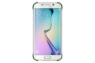 Samsung EF-QG925B Galaxy S6 Edge Clear Cover