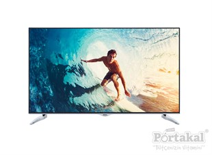 "Regal 55R6080U 55"" 140 Ekran UHD 4K Smart Led Televizyon"
