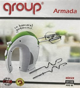 Group Gr-1500 Armada 400 W Mikser